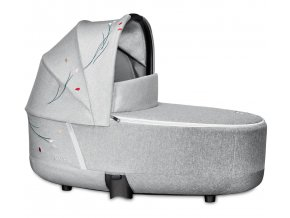 Cybex PRIAM Lux Carrycot KOI Fashion Edition.16257a