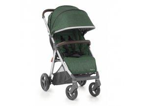 BabyStyle Oyster Zero kočárek Alpine Green 2020