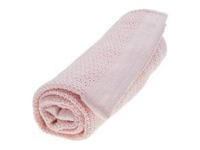 VINTER & BLOOM Deka Soft Grid Organic Blossom Pink