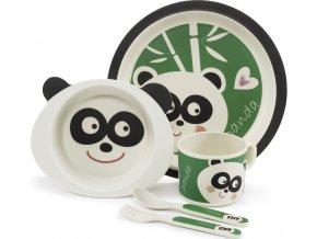 ZOPA Bambusová sada nádobí