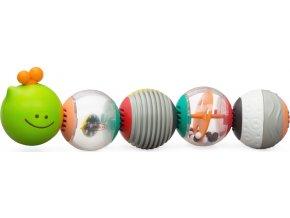 Infantino Housenka z míčků