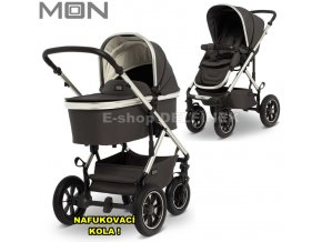 air ANTRAair blackmoon nuova air kinderwagen anthrazit vorschau