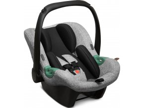 ABC Design SET Tulip + adaptér graphite grey 2020