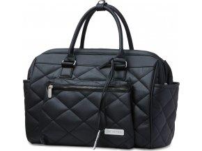 ABC Design Taška na pleny Style black 2020 (Barva Black)