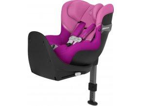Cybex Sirona S i-Size SensorSafe 2020 (Barva Magnolia Pink)