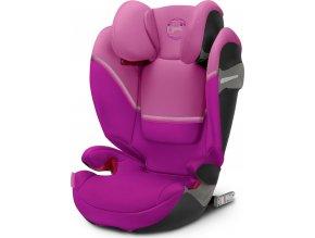 Cybex Solution S-fix Magnolia Pink 2020