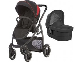 Graco Evo XT 2019 black grey