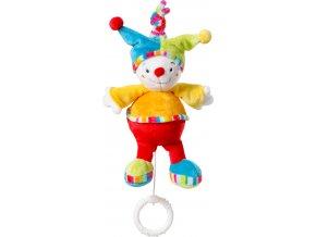 BABY FEHN Hrací hračka klaun