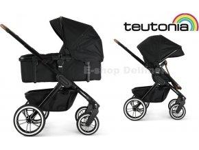 Teutonia TRIO Black /Urban Black 2021