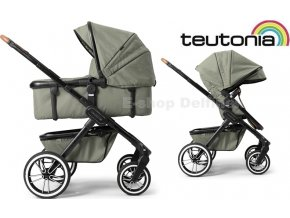 Teutonia TRIO Black /Urban Hunter 2020