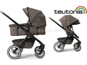 Teutonia TRIO Black /Urban Coyote 2021