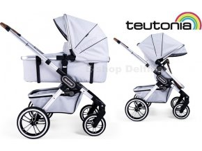 Teutonia TRIO Silver /Melange Light 2020