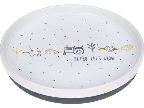 Lässig 4babies Plate Porcelain Garden Explorer boys