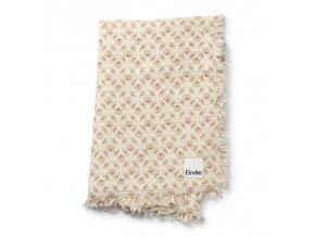 Bavlněná deka Elodie Details (Barva Sweet Date)