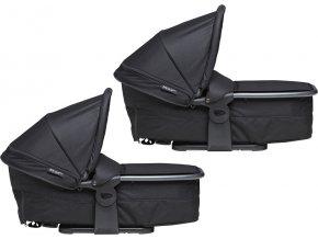 TFK Carrycot Duo combi black
