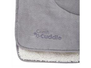 CUDDLECO Dětská deka Comfi-Cuddle 110x75cm