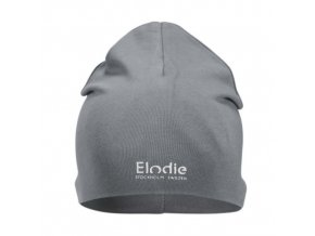 Logo Beanies Elodie Details - Tender Blue (Velikost 12-24 měsíců)
