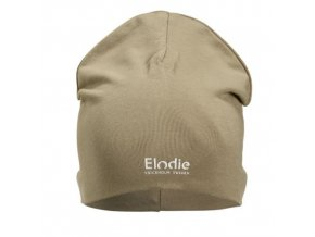 Logo Beanies Elodie Details - Warm Sand (Velikost 0-6 měsíců)