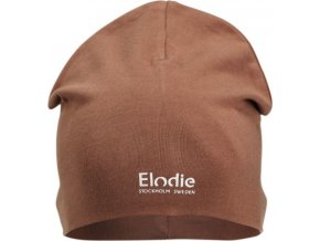 Logo Beanies Elodie Details - Burned Clay (Velikost 24-36 měsíců)