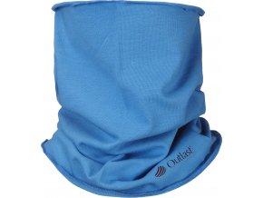 Nákrčník dětský tenký Outlast® - modrá