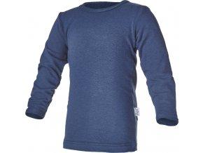 Tričko smyk DR Outlast® - tm.modrá