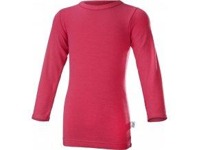 Tričko smyk DR Outlast® - sytě růžová