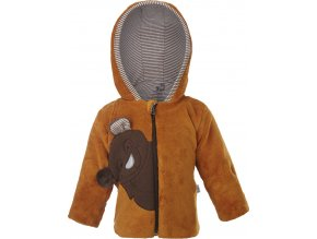 Kabátek MAZLÍK KOALA Outlast® - medová