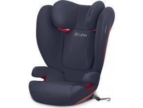 Cybex Solution B-fix Bay Blue 2020