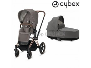 Cybex Priam Rosegold 2020 Soho Grey.