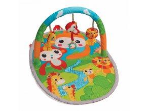 Infantino Hrací deka s hrazdou Jungle Gym