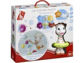 Vulli Sada hraček do vody žirafa Sophie