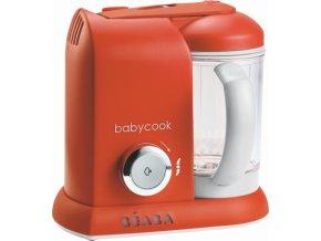 Beaba Parní vařič + mixér BABYCOOK paprika