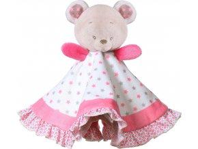 BabyOno Hračka mazlíček Medvídek Suzie