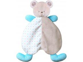 BabyOno Hračka mazlíček Medvídek Tony