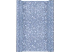 Ceba Podložka přebalovací 2-hranná MDF 70cm Denim Style Boho blue Ceba