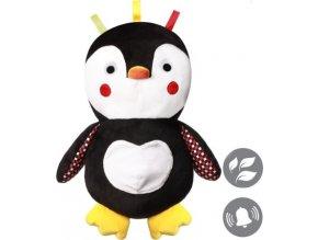 BabyOno Hračka plyšová C-MORE tučňák Connor 30x45cm