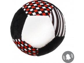 BabyOno Hračka míček na hraní C-MORE kontrast