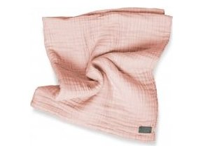 VINTER & BLOOM Deka Layered Muslin Organic Dusty Rose