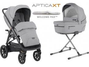 Inglesina Aptica XT Duo 2020 Horizon Grey