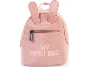 Childhome Dětský batoh My First Bag Pink