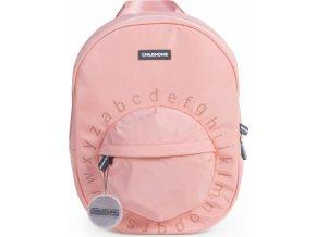 Childhome Dětský batoh Kids School Backpack Pink Copper