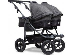 TFK                                                                              Duo combi push chair - air wheel prem. anthracite
