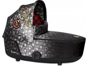 Cybex Mios Lux Carry Cot FASHION Rebellious 2021