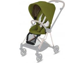 Cybex Mios Seat Pack 2021 (Barva Khaki Green)
