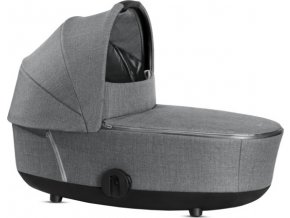 Cybex Mios Lux Carry Cot 2021 (Barva Manhattan Grey PLUS)