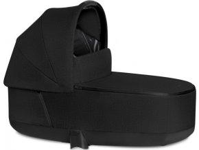 Cybex Priam Lux Carry Cot  2021 (Barva Stardust Black PLUS)