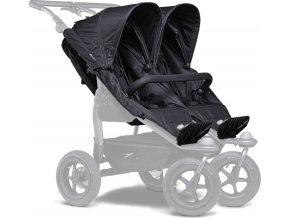 TFK                                                                              Stroller seats Duo black