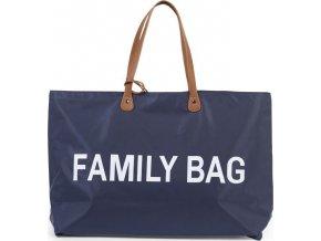 Childhome Cestovní taška Family Bag Navy
