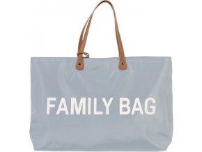 Childhome Cestovní taška Family Bag Grey