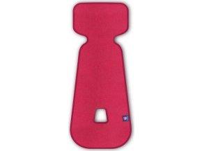 PETITEMARS PETITE&MARS Vložka do autosedačky 3D Aero růžová (9 - 18 kg)